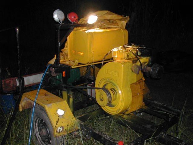 DJC Drilling Small Power Drill